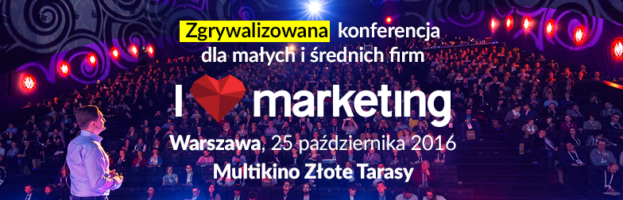 Sójka Consulting partnerem I love Marketing